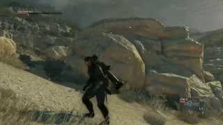 Metal Gear Solid 5 The Phantom Pain - Part 31. Passage (no comment)