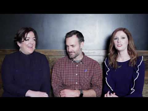 "Will Forte And Maeve Higgins Discuss Their Film ""Extra Ordinary"""