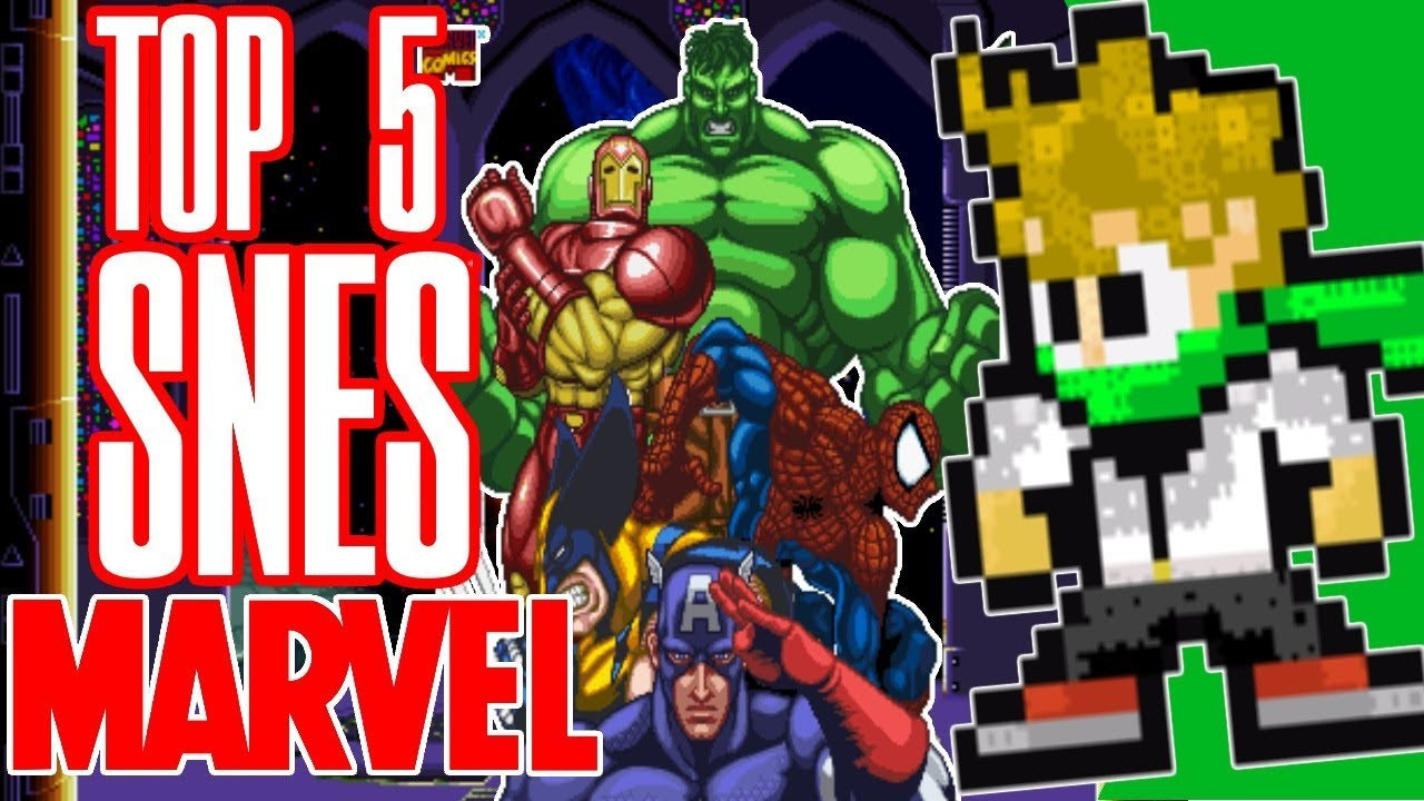 Marvel Spiele