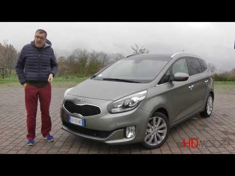 Kia Carens 1.7 CRDi test drive da HDmotori.it