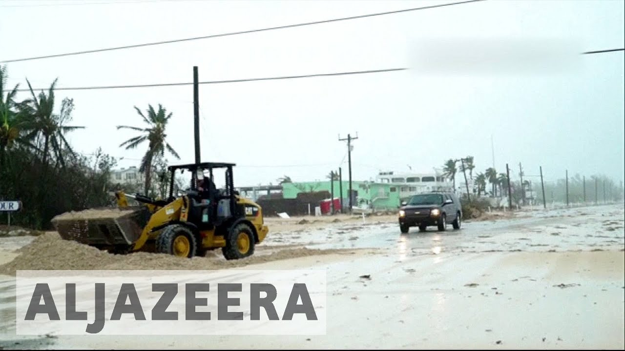 Florida begins costly recovery as Hurricane Irma exits