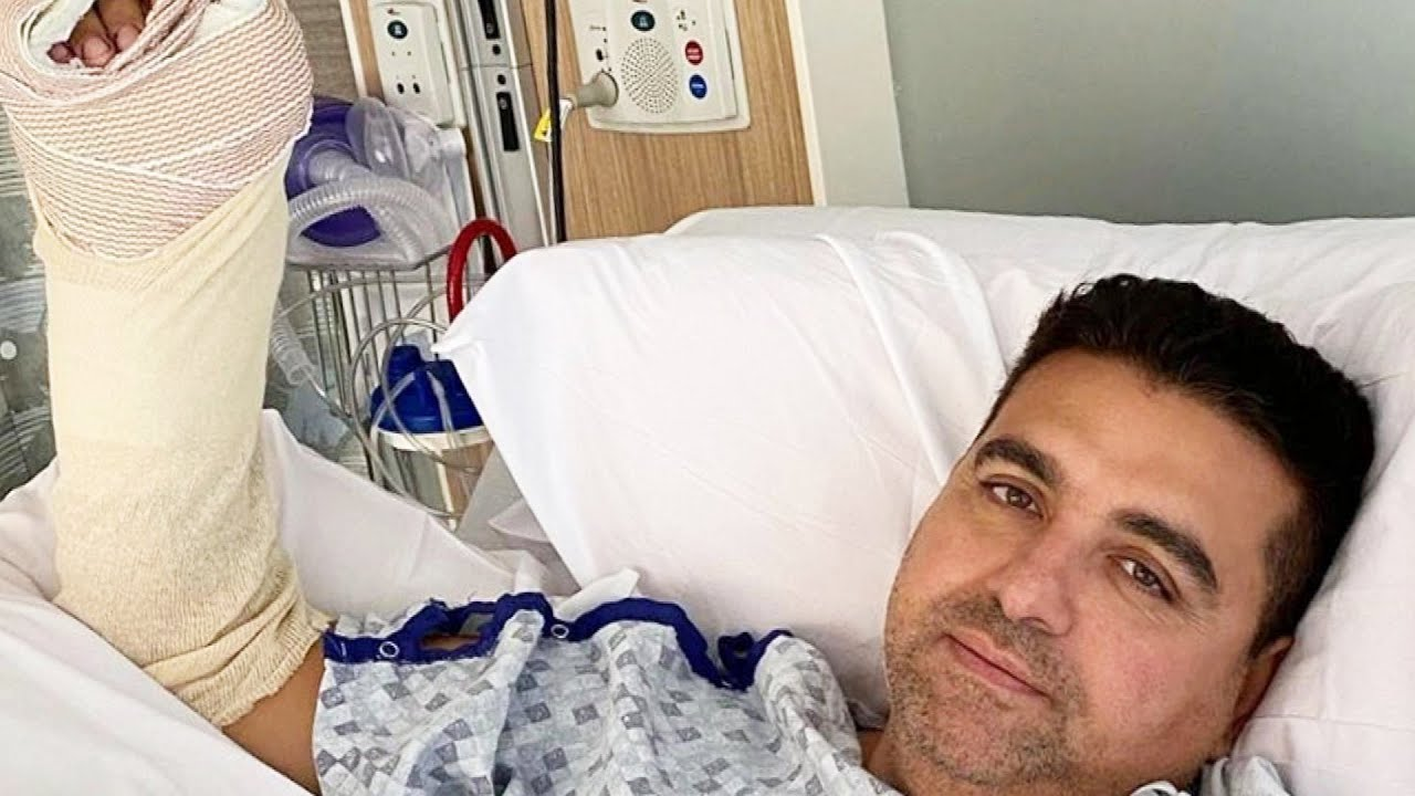 Cake Boss Star Buddy Valastro Recovering After Bowling Pinsetter Malfunctioned