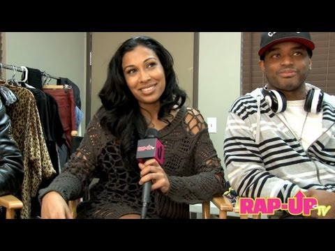 Melanie Fiona - 'Wrong Side of a Love Song' Video [Behind the Scenes]