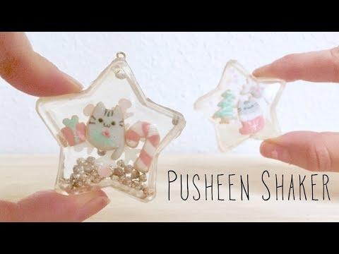 DIY - UV Pusheen Sugar Cookie Shaker Mold
