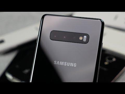 Samsung Galaxy S10 / S10+ день спустя
