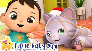 3 Little Kittens NEW | +MORE Little Baby Bum: Nursery Rhymes & Kids Songs ♫ | ABCs and 123s