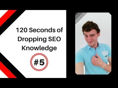 The Top 2 Browser Extensions for SEO | 120 Seconds (A little over) of SEO Knowledge
