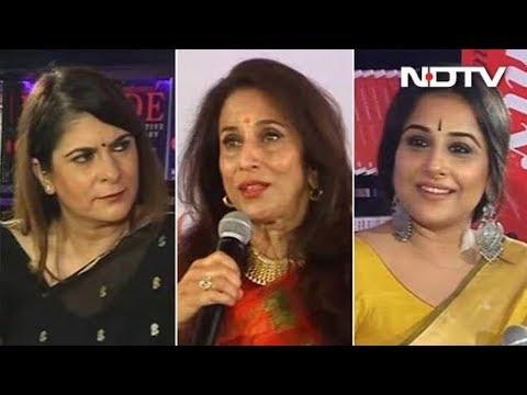 The NDTV Dialogues With Vidya Balan And Shobhaa De