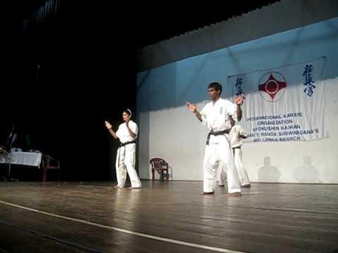 Kyokushinkaikan National Karate Championship 2010 in Sri Lanka (1 of 3)