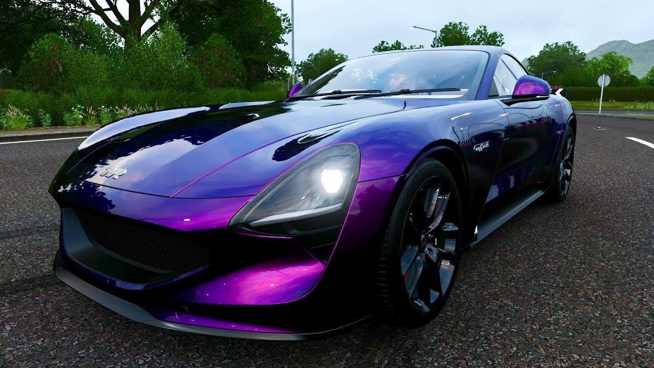 Forza Horizon 4 First Drive Of Car P Cadillac Eldorado And 2018 Tvr Griffith