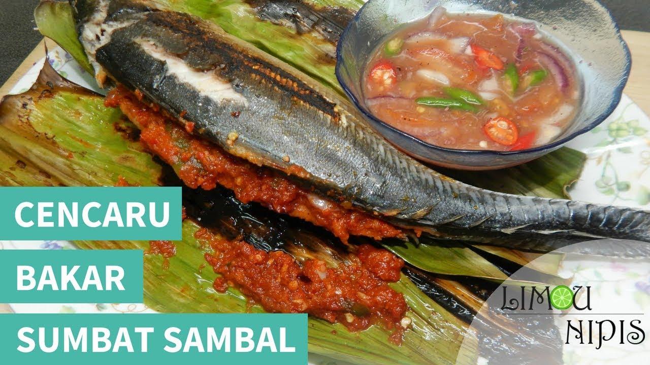 Resepi Ikan Bakar Sumbat Kelapa ~ Resep Masakan Khas