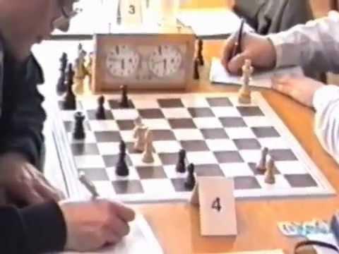 10. Schach-Europa-Cup-Turnier Deafchess 1991 Hamburg Teil 2
