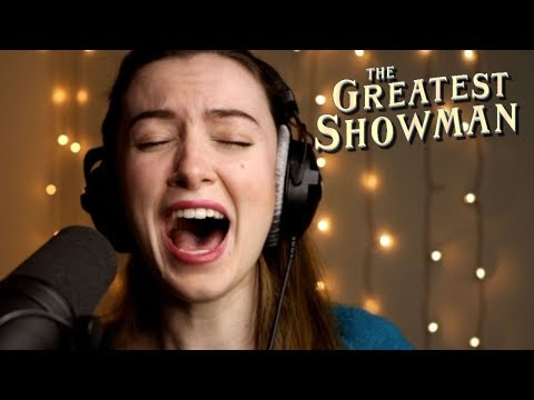 NEVER ENOUGH - The Greatest Showman cover