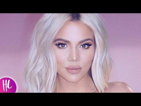 Khloe Kardashian Reacts To Trolls Saying She Stole Kylie Jenner's Face   Hollywoodlife