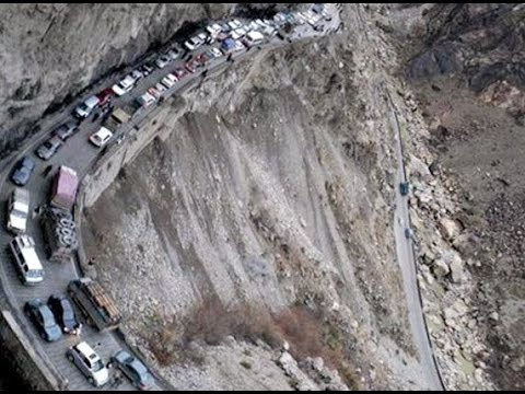 Bagdogra to Gangtok by Road   Gangtok   Sikkim   India   Most Dangerous Roads in India
