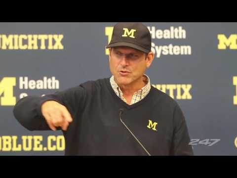 Harbaugh reflects on time with Bill McCartney