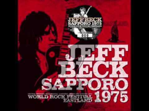 Jeff Beck- Aichi-Taikukan, Nagoya,Japan 8/5/75