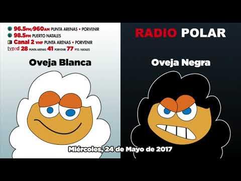 Radio Polar Punta Arenas • Oveja Blanca, Oveja Negra (24/05/2017)