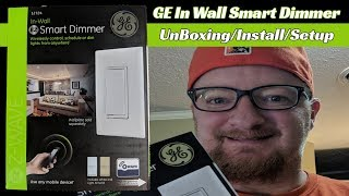GE In Wall Dimmer Switch Review and Install - Must Have Tech