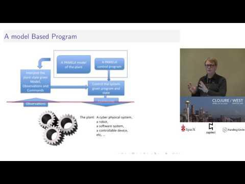 Model based programming in PAMELA 1