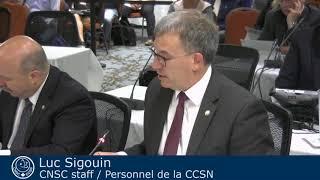 CNSC Staff Present On Bruce Power