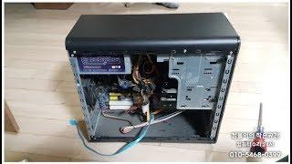 월계동컴퓨터수리 디스크용량부족 하드디스크추가