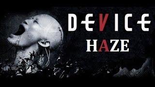 "⭐ Device ⭐ ""Haze"" feat. M. Shadows Lyrics on screen HD"