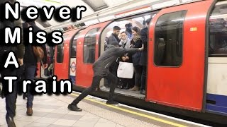 London Hacks - Never Miss A Train