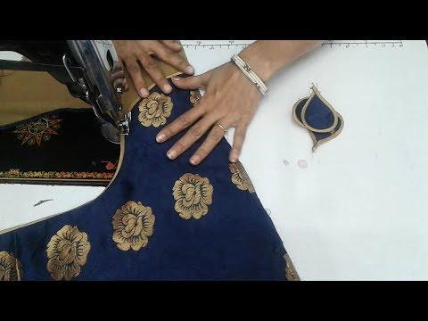 new model blouse design