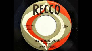 Tommy Blake - The Hanging Judge (Recco 1006) [1959]