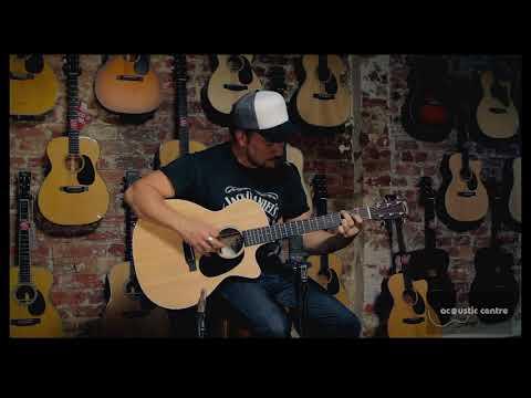 Martin GPCRSG Road series Grand Performance Acoustic Electric Guitar