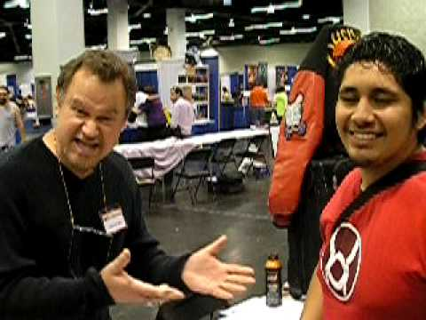 Gregg Berger at Anaheim comic con