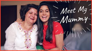 Meet My Mummy ♥️ | Rickshawali