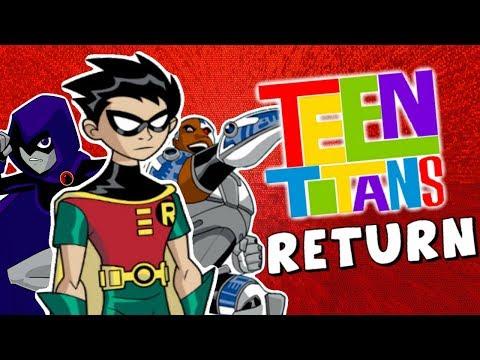 Original Teen Titans RETURNS to Cartoon Network's Live Schedule