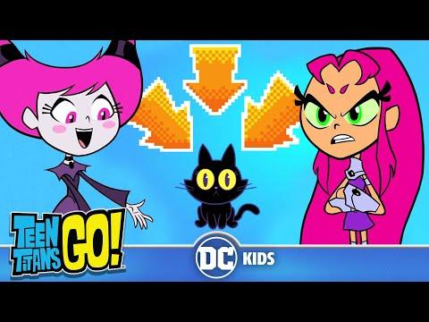 Teen Titans Go!   Black Cat Luck