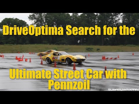 DriveOptima Search for the Ultimate Street...