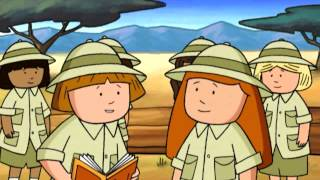 Madeline 2000 - Episode 24 - Madeline on Safari