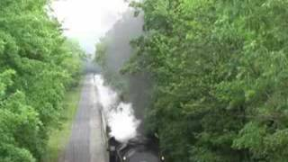 WMSR: Steam in the Alleghenies