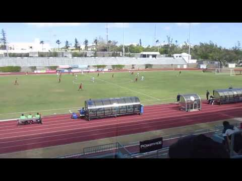 Bermuda vs New York Cosmos 3/19/17 1st half