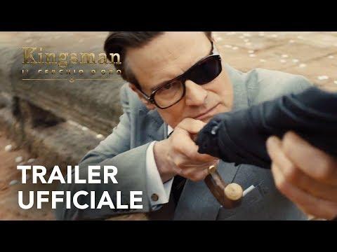 Kingsman: Il Cerchio d'Oro | Trailer Ufficiale #2 HD | 20th Century Fox 2017