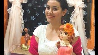 Cómo pintar una Mexicana de cerámica  PASO A PASO