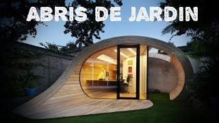 ides dabris de jardin originaux play_circle_filled - Cabanes De Jardin Originales