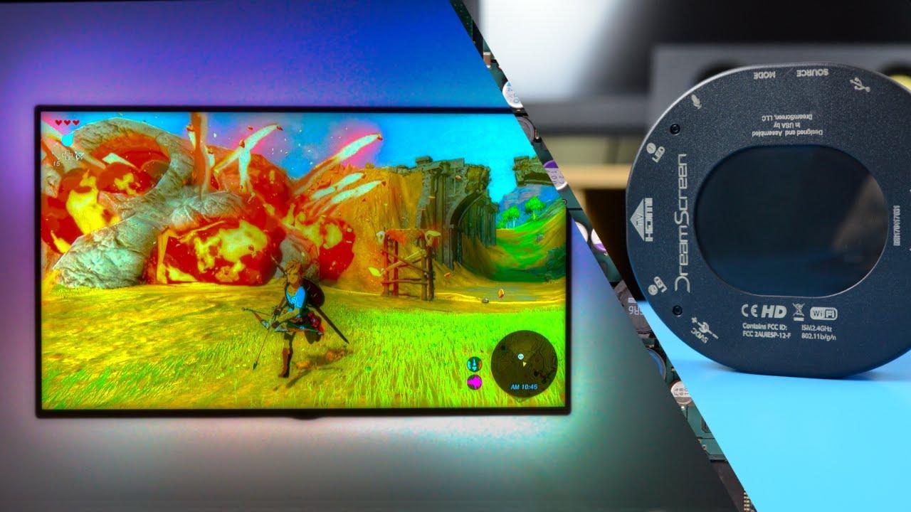 Dream Screen Review - Ambilight Alternative HDMI