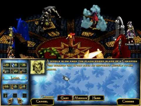 Let's Play Lords of Magic 02: Starting the Faction |