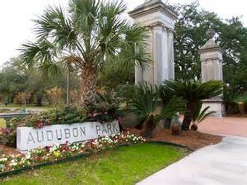 New Orleans City Park and Audubon Park Visit