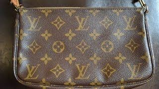 How To Tell If Your Louis Vuitton Pochette is Authentic