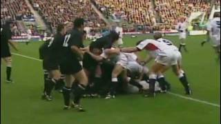 Rugby Test Match 2002 - England vs. New Zealand