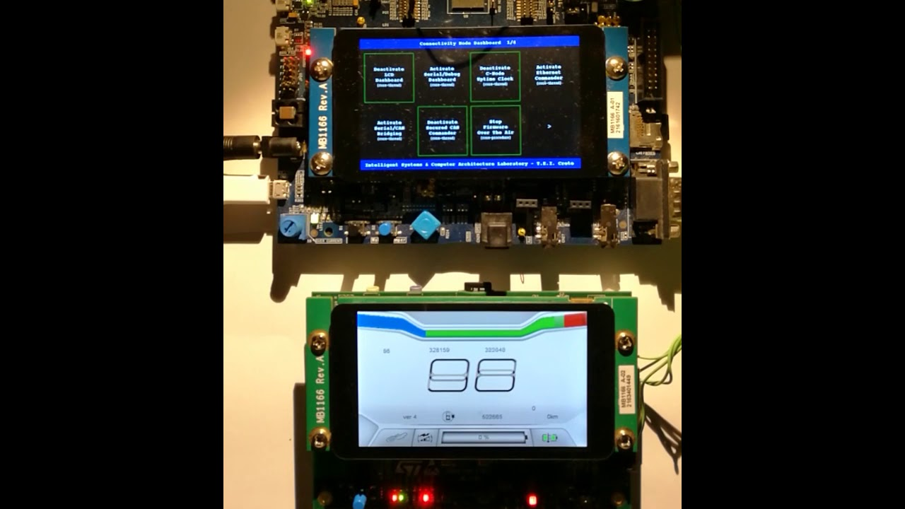 STM32 Firmware Upgrade Through CANbus | Devcoons