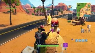 Secret star week 4 location (fortnite:battle royale)