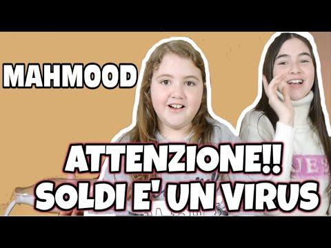 SOLDI E&39; UN VIRUS  ATTENZIONE  by Marghe Giulia Kawaii